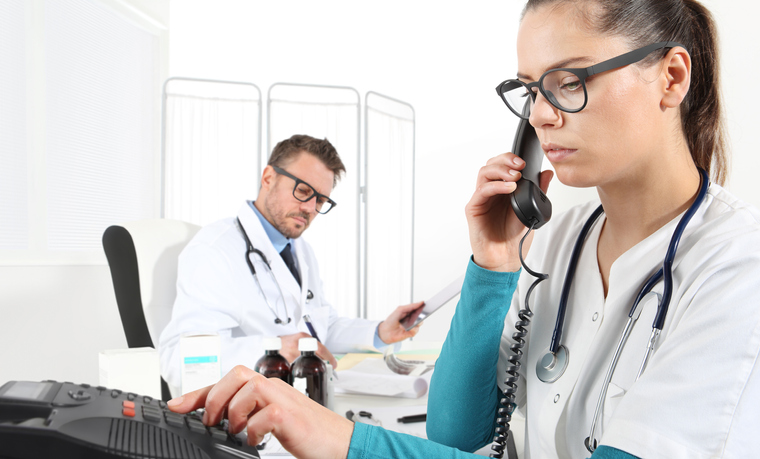 answering service for doctors